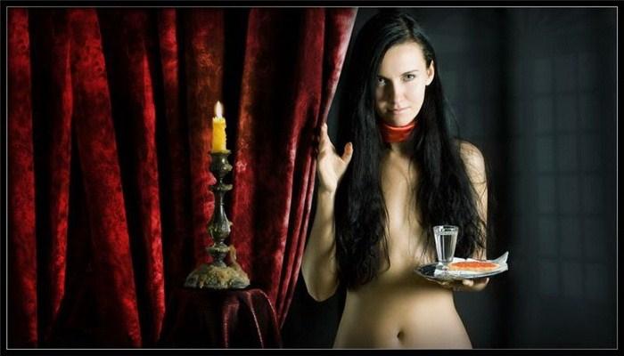 Гелла - Ведьма